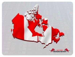 forex broker Canada